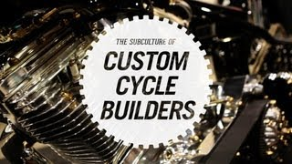 Custom Motorcycle Builders