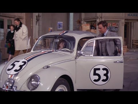 Herbie Rides Again (1974) A Little Ride - YouTube