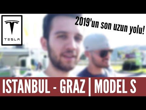 Tesla ile Türkiye'den Avusturya'ya | 2019