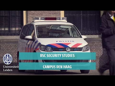 BSc Security Studies