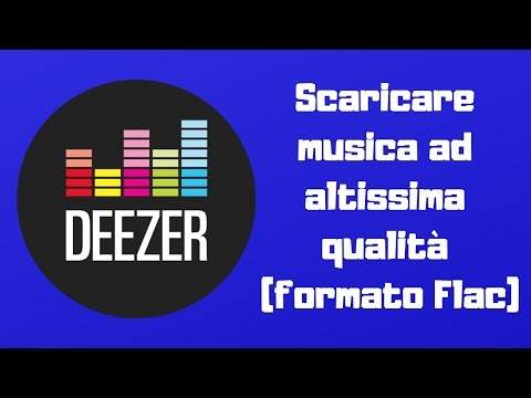 Scaricare musica ad altissima qualità (formato FLAC)