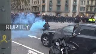 Spain: Mossos d