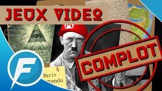 JEUX VIDEO : LE COMPLOT