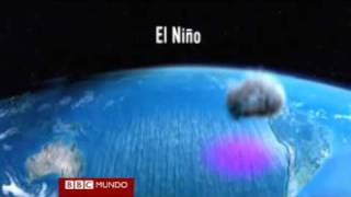 ¿Cómo ocurre El Niño y La Niña? Video BBC Mundo