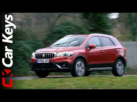 Suzuki SX4 S-Cross 2017 Review – The Hidden Gem Of The Crossover Craze – Car Keys
