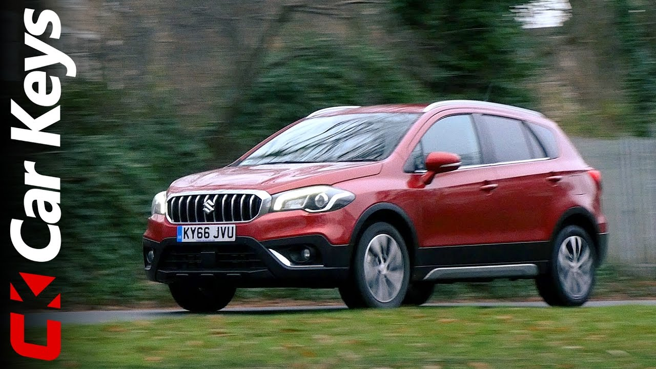 suzuki sx4 s-cross 2017 review - the hidden gem of the crossover