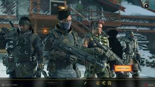 Call of Duty: Black Ops 4 on Xbox One X