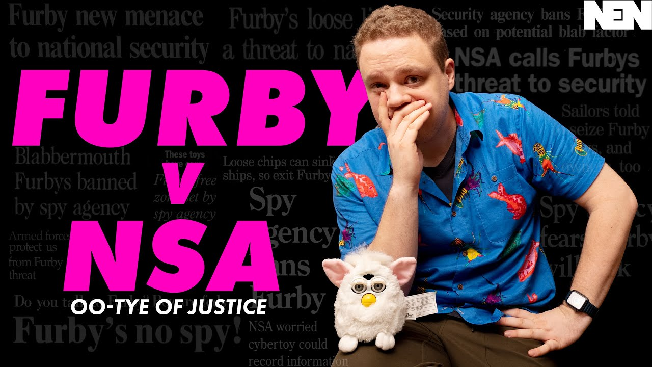 That Time Furbies Infiltrated the NSA