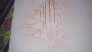 Cara Menggambar 3d Tiga Dimensi Gambar lubang