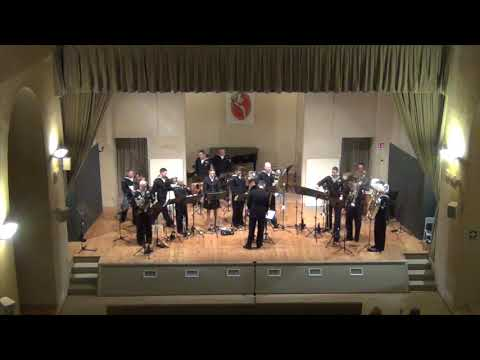 US Naval Forces Europe Band Brass Ensemble 19APR2018 Concert