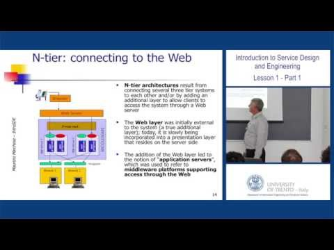 Lesson 1: Middleware and Web Service (part 1)