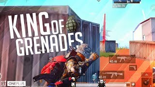 "THE GRENADE KING   ("")    