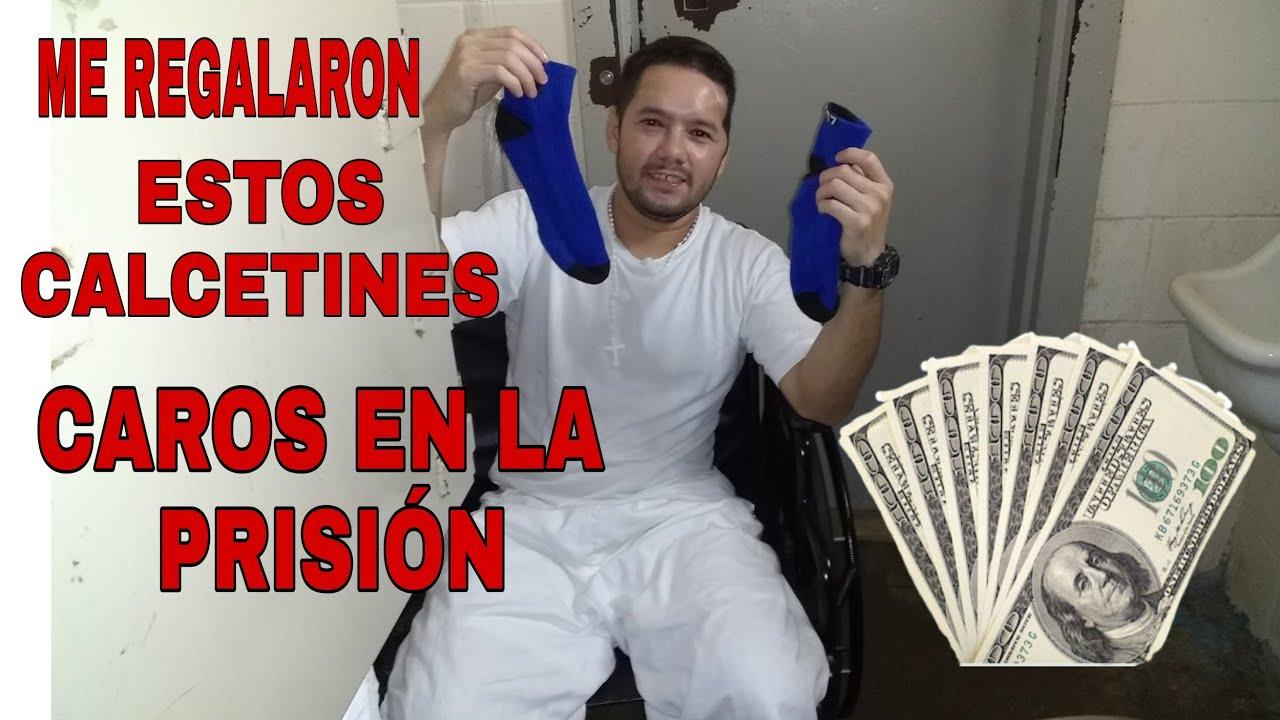 """GENTE RICA EN PRISIÓN ME REGALA UNOS CALCETINES MUY CAROS 🤑 / """" MI COMPA EL LOBO"""""""