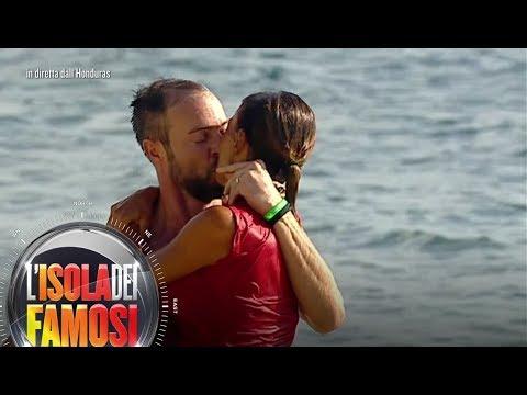 L'Isola dei Famosi - La favola di Alessia Mancini e Flavio Montrucchio