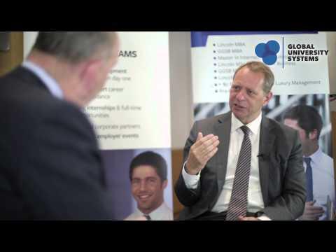 LSBF Great Minds Series: Kevin Ellis, Managing Partner, PWC