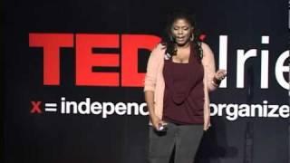 TEDxIrie - Ebony G. Patterson - Fashion Ova