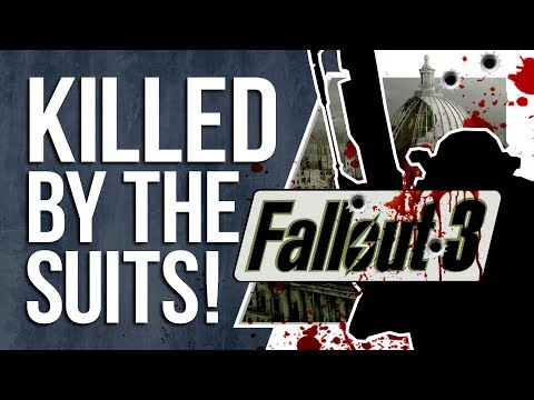 Fallout 3 Remade and other times Lawyers MURDERED our Mods!! thumbnail