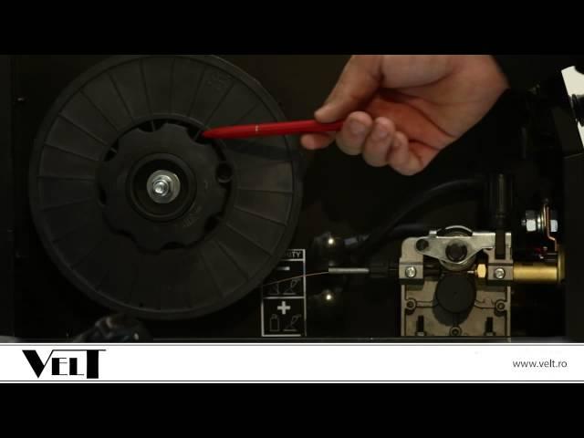 Invertor sudura DC IGBT Velt MIG/MMA 250