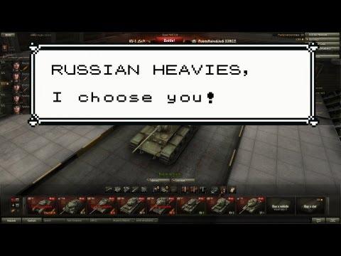 """What Tank? // Soviet Heavies / """"A taste of Russian steel"""""""