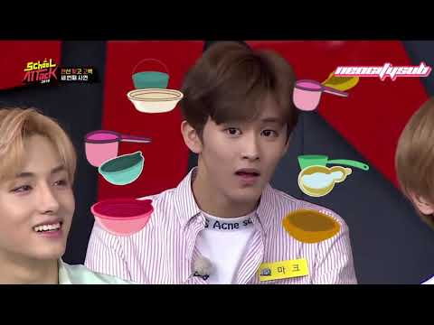 [INDO SUB] 180709 NCT 127 On School Attack Ep 02
