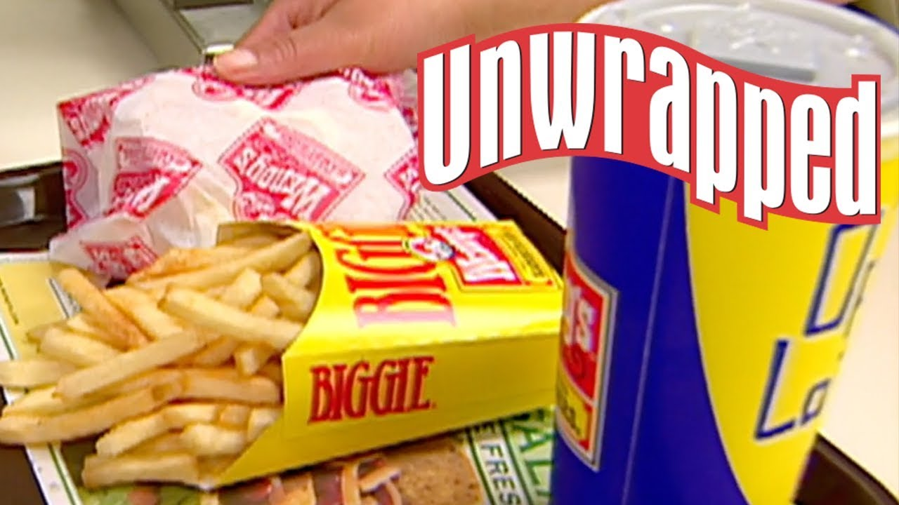 Download The Secret Behind Wendy's Famous Cheeseburgers (from Unwrapped)   Unwrapped   Food Network