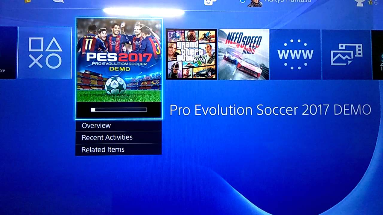 pes 2019 demo ps4 free download