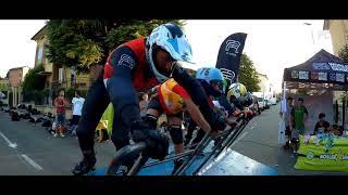 Gambar cover Roller Freeskate Downhill -  First Official World Championship (World Skate-cross Series )  WXS