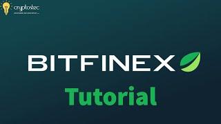 Bitfinex - Bitfinex overview [Bitfinex tutorial]