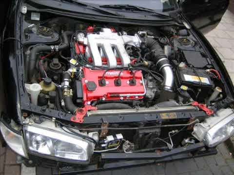 Mazda mx 6 KLZE - YouTube