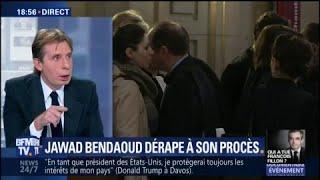 Comment, au troisième jour de son procès, Jawad Bendaoud enchaîne les dérapages