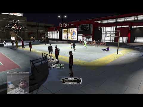 nba 2k20 clan tryouts park playground livestream gameplay - 2020 - 2