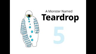 "A Monster Named Teardrop - E05: ""Everyone can be a star to brighten another's world."""