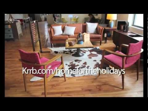 Home for the Holidays, a Krrb Pop Up Production