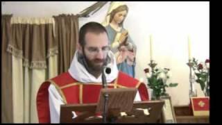 Aug 14 - Homily - Fr Johannes: St. Maximilian Kolbe