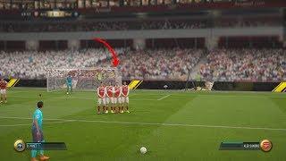 FIFA CE COUP-FRANC EST MAGIQUE !!! Super Buts + funny Moment