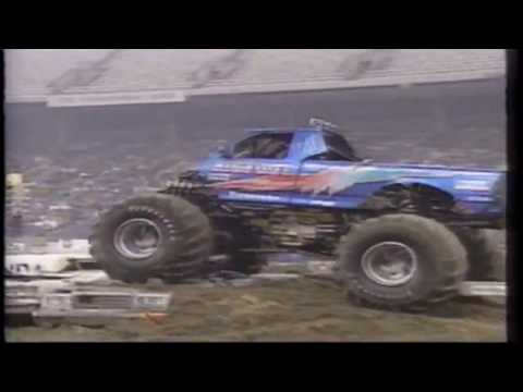 1995 PENDA Monster Truck Challenge RCA Dome