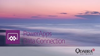PowerApps Intermediate – Data Connections: Qdabra Webinar 7/20/2017