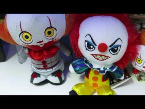 My Funko Pops, Neca Toys It movie pennywise the clown & Losers club collection