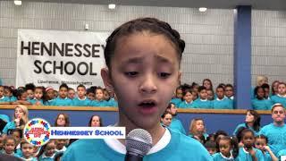Hennessey School - Autism Awareness Day 2018
