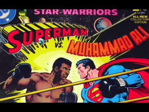 The Museum Of UnCut Funk Presents The Man vs. Muhammad Ali
