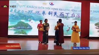 Truyền hình VOA 12/12/19: Quảng Ninh đình chỉ show thời trang của người TQ
