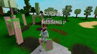 If Your Mouse Has Completely Disappear On Roblox, Watch This!