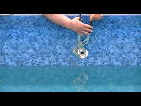 Pool Opening 2017 Part 2 Removing Plugs And Installing