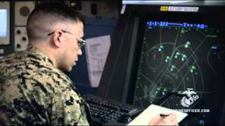 Roles in the Corps: Aviation Command & Control Officer