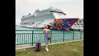 Inside Genting Dream Cruise Travel Vlog