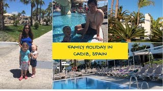 VACATION IN PARADISE! | BEST HOLIDAY EVER! | FAMILY OF 5 TRIP TO CADIZ, SPAIN
