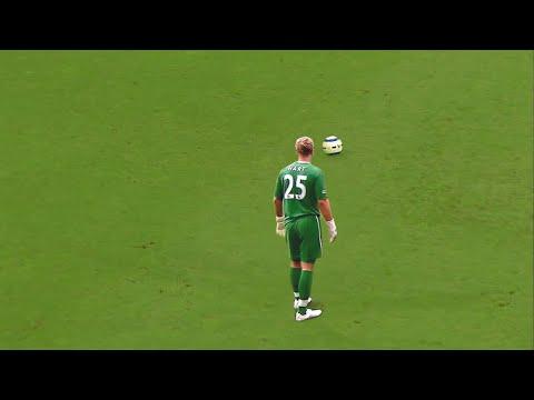 Legendary Goalkeeper Goals