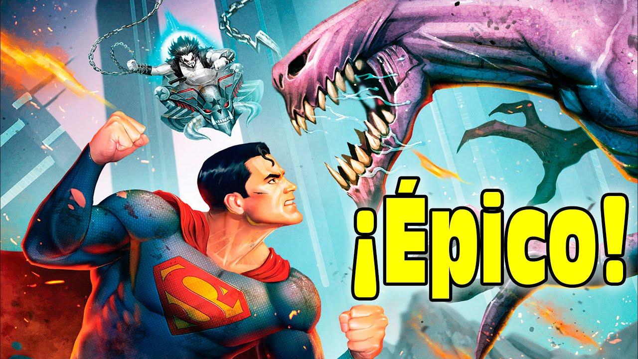 Analizando el Trailer de Superman Man Of Tomorrow ¡Épico!