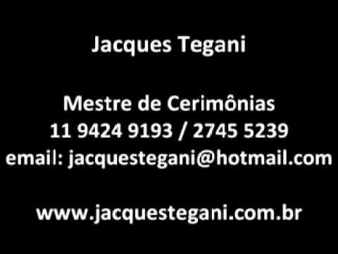 Cerimonial Casamento áudio Gravado Por Jacques Tegani