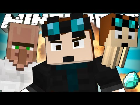 Thumbnail: If TheDiamondMinecart Took Over Minecraft